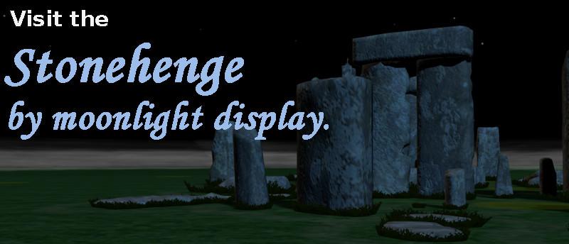 Visit Stonehenge at night